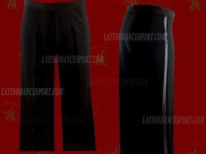 LATINODANCESPORT.COM-Ballroom LATIN RHYTHM Dance Pants/trousers-MDS-05