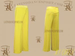 PDS-04-Ballroom Latin/Smooth Dance Tailored Pants Competition