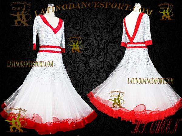 Latinodancesport Ballroom Dance SDS-32 Standard/Smooth Dress Tailored Competition