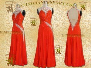Latinodancesport Ballroom Dance SDS-36A Standard/Smooth Dress Tailored Competition