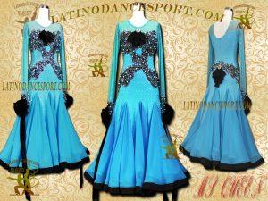 Latinodancesport Ballroom Dance Standard Smooth Dress tailored