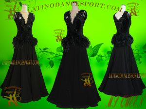 Latinodancesport Ballroom Dance SDS-67 Standard/Smooth Dress Tailored Competition