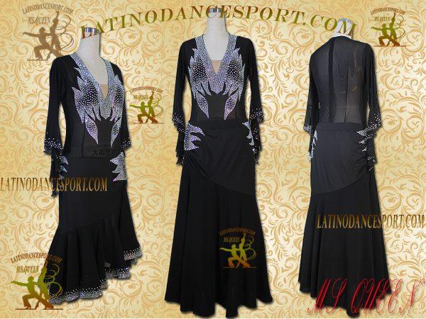 Latinodancesport Ballroom Dance SDS-68 Standard/Smooth Dress Tailored Competition