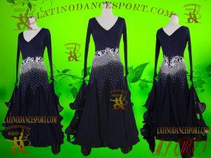 Latinodancesport Ballroom Dance SDS-69 Standard/Smooth Dress Tailored Competition