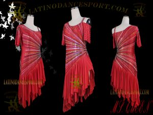 Latinodancesport Ballroom Dance LDS-Q 108