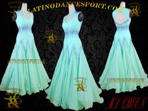Latinodancesport Ballroom Dance SDS-54A Standard/Smooth Dress Tailored Competition