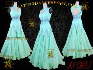 Latinodancesport Ballroom Dance SDS-54A Standard/Smooth Dress Tailored Competition