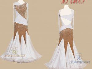 Latinodancesport Ballroom Dance SDS-77 Standard/Smooth Elegant Dress Tailored Competition