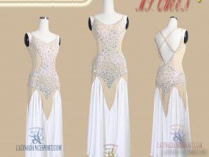 Latinodancesport Ballroom Dance SDS-81 Standard/Smooth Dress Tailored Competition