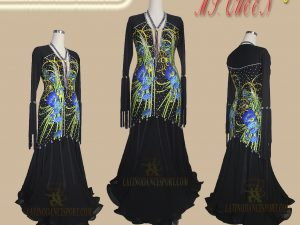Latinodancesport Ballroom Dance SDS-82 Standard/Smooth Dress Tailored Competition