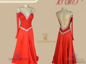 Latinodancesport Ballroom Dance SDS-87 Standard/Smooth Dress Tailored Competition