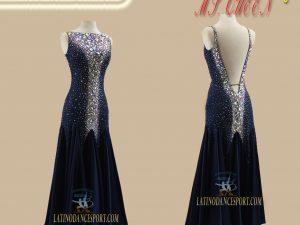 Latinodancesport Ballroom Dance SDS-84 Standard/Smooth Dress Tailored Competition
